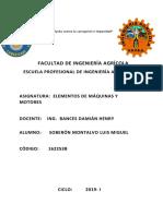 ELEMENTOS DE MÁQUINAS Y MOTORES UNPRG