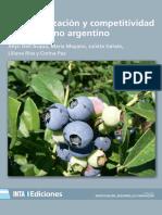 Informe Comercializacion y Competitividad Del Arandano Argentino
