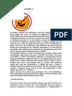 Diga Não Ao Halloween