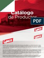 Manual de Productos LANCO