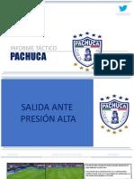 Informe Táctico Pachuca