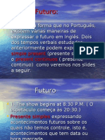 Inglês PPT - Integral - Future