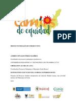 Proyecto Sendero Turistico Ciclo VI