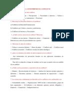BALOTARIO de PREGUNTAS-resolucion de Conflictos Ambientales
