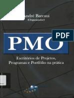 PMO - Escritórios de Projetos, Programas e Portfólio Na Prática.pdf