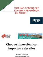 Choque Hipovolmico- Impactos e Desafios (1)