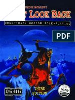 DLB3-3001 Don't Look Back 3e - Terror is Never Far Behind - Rulebook [2018][2019!05!14]