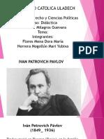 Ivan Patrovich Pavlov