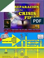 1.- Preparacion Para La Crisis
