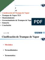Funcionamiento de trampas TLV