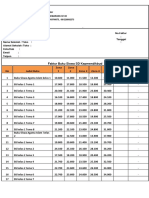 Daftar harga Buku  KEPMENDIKBUD NO 377/P/2019  www.elsidrah.com
