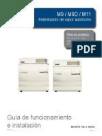 Manual Midmark Español