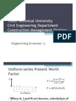 11 Engineering Economy Lecture 2 3