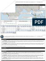 U.S. Navy Office of Naval Intelligence HORN OF AFRICA/GULF OF GUINEA/SOUTHEAST ASIA Weekly Piracy Update for 17 to 23 October 2019