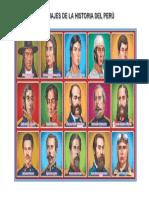 Personaje Del Peru