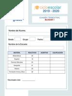 Quinto_grado Examen_Trimestral__BLOQUE1_2019_2020.docx