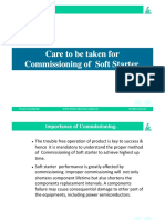 Care+during+commissioning+of++Soft+Starter
