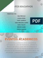 EVENTOS EDUCATIVOS