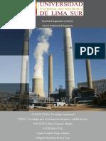Tecnologia Para Tratamiento de Gases Final