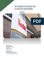 Informe Sobre Estudio de Caso Kodad Informe