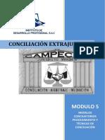 Módulo 5.Modelos Conciliatorios