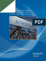 Schott solar install manual