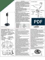 Ar944m English Manual