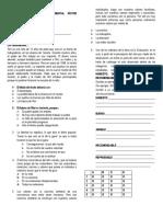 Examen Primer Periodo 7 Etica YA