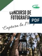 Bases Fotografia 2019 Semana Forestal