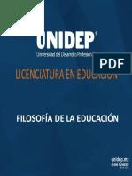 Enseñanza y Educacion