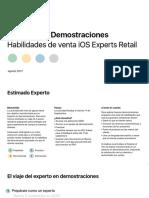 Actividad Demos IOS Expert Agosto 2017