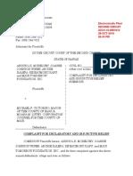 Complaint, McKelvey v. Victorino, No. -- (Haw. 2d Cir. Oct 28, 2019)