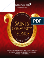 Saints+Community+in+Songs+Vol+2+Lyrics