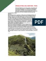 80521277 Central Hidroelectrica Del Mantaro