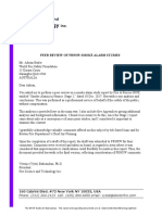 Dr Vytenis Babrauskas Peer Review FRNSW Smoke Alarm Studies 30 Oct 2019