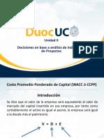 Ppt. Modelo WACC