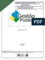 000 - Gestão Pública - EaD - CFS 2019.3 - Completo