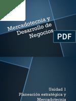 Presentacion CUDI - Mercadotecnia y Desarrollo de Negocios