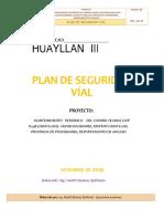 Plan de Seguridad Vial