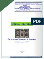 Apostila de Polícia Interativa - CAS 2019