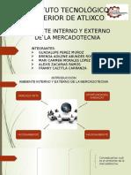 Ambiente Interno y Externo de La Mercado