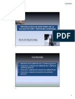Metodologia y Monitoreo Calidad de Aire Wdc