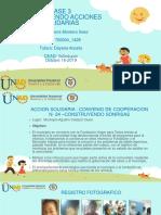 AcciónsolidariacomunitariaClaudiaMonteroSaezGrupo1428
