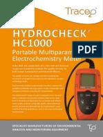 7-9610 Hydrocheck HC1000 HR 29.05.18