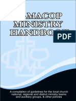 The  Christian And Missionary handbook