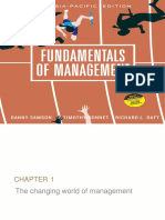Lecture 1 the Changing World of Management