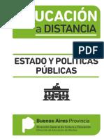 Educación a Distancia Estado y Políticas Públicas (1)