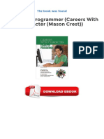 Computer Programmer Careers With Character Mason Crest Read Free Books and Download eBooks