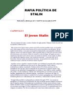 Anonimo - Biografia politica de Stalin.doc
