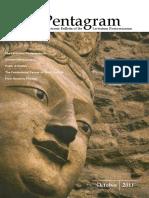 e-Pentagram Magazin October 2011